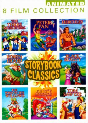 Storybook classics 8 film collection.