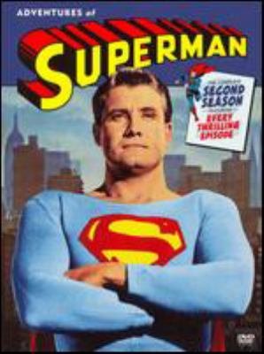 Adventures of Superman. The complete second season