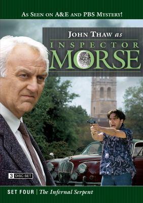 Inspector Morse. Set four