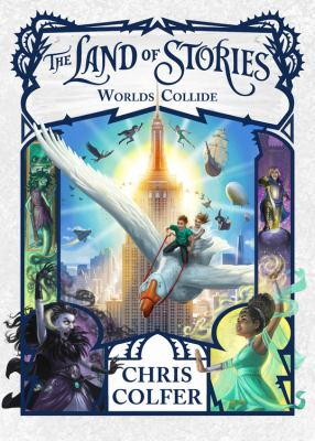 Land of Stories:Worlds collide