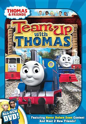 Thomas & friends. Team up with Thomas