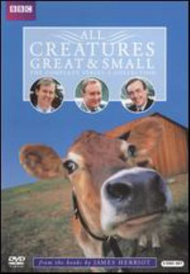 All creatures great & small. The complete series 4 collection