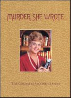 Murder, she wrote. The complete second season