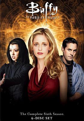 Buffy, the vampire slayer. The complete sixth season
