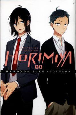 Horimiya : Hori-San and Miyamura-Kun. 08