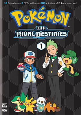 Pokemon. BW rival destinies. Set 1