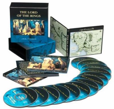 The lord of the rings (AUDIOBOOK)