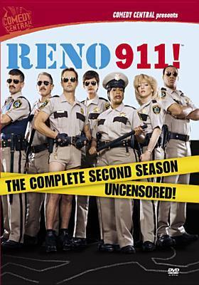 Reno 911! The complete second season, uncensored!