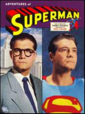 Adventures of Superman. The complete third & fourth seasons in full color