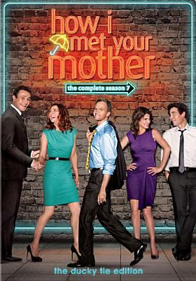 How I met your mother. The complete season 7