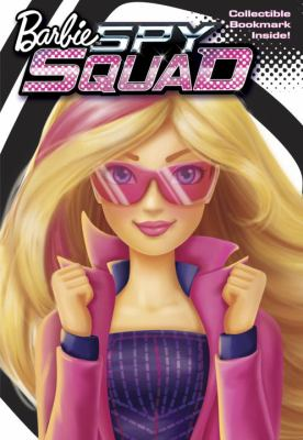 Barbie spy squad : the chapter book