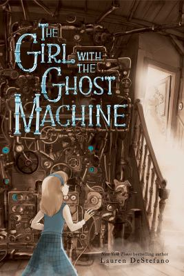 Girl with the ghost machine (AUDIOBOOK)