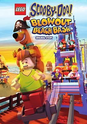 Lego Scooby-Doo!. Blowout beach bash.