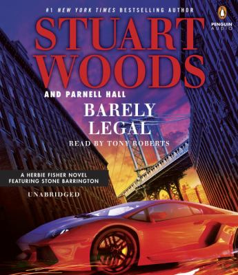 Barely legal : a Herbie Fisher novel (AUDIOBOOK)