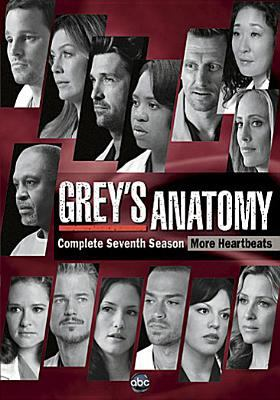 Grey's anatomy. The Complete seventh season