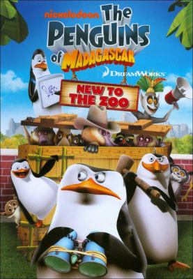 The penguins of Madagascar. New to the zoo
