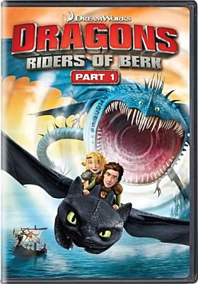 Dragons : riders of Berk. Part 1.