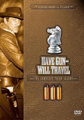 Have gun-- will travel. The complete third season