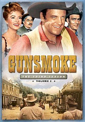 Gunsmoke. The third season, volume 2