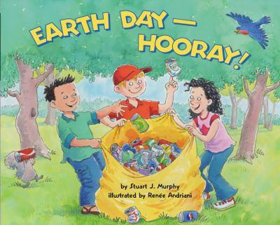 Earth day--Hooray!