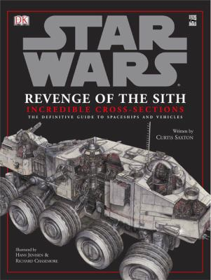 Star Wars: Revenge of the Sith incredible cross-section