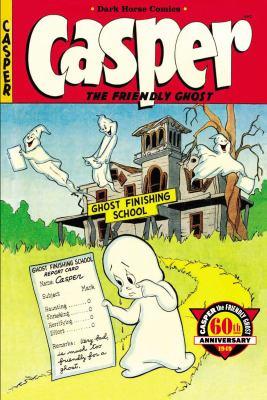 Casper the Friendly Ghost: Ghost finishing school