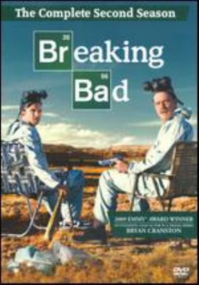 Breaking bad.  The complete second season