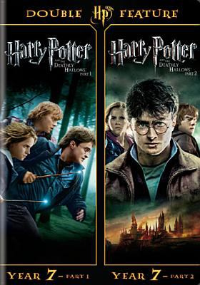 Harry Potter and the deathly hallows. Parts 1 & 2