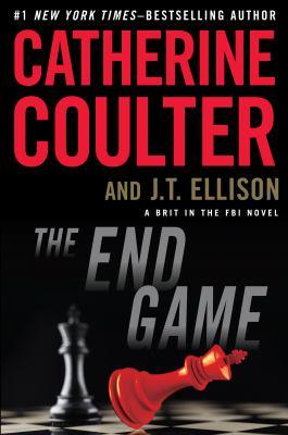 End game : a Brit in the FBI novel (LARGE PRINT)