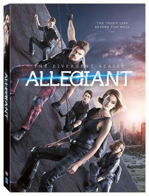 Allegiant: Divergent series Allegiant: divergent series