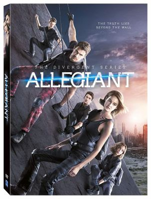 Allegiant. Allegiant  Divergent series