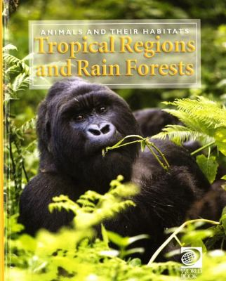 Tropical regions and rain forests.