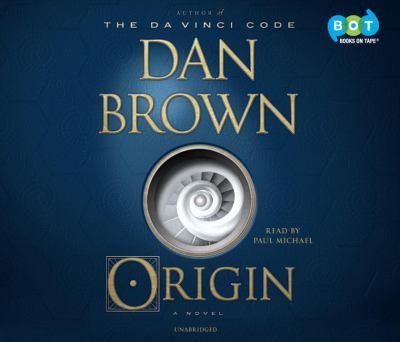 Origin : a novel (AUDIOBOOK)