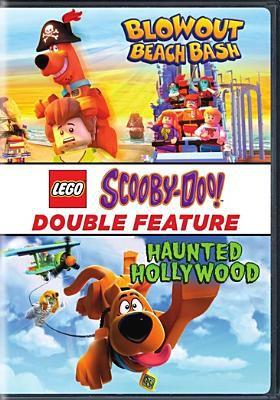 Lego Scooby-Doo. Blowout beach bash ; Lego Scooby-Doo. Haunted Hollywood.