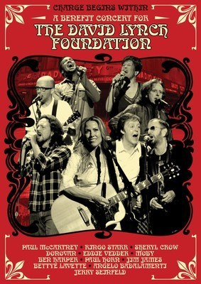 Change begins within : a benefit concert for the David Lynch Foundation.