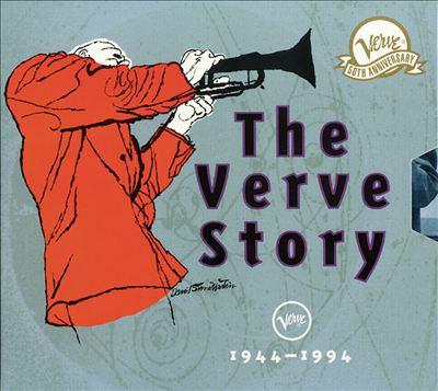 The Verve story : 1944-1994.