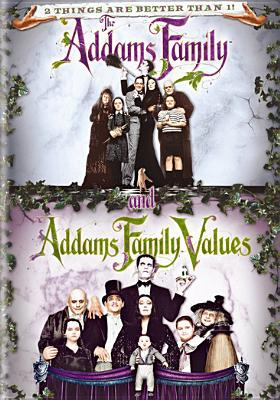The Addams family / Addams family values 2-movie collection.