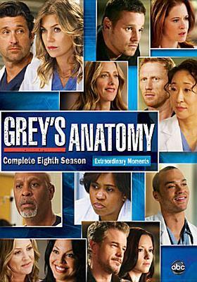 Grey's anatomy. Complete eighth season
