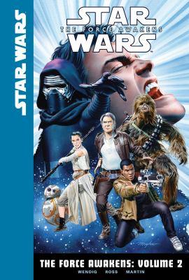 Star Wars. The Force awakens. Volume 2