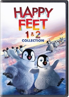 Happy feet. 1 & 2 : collection