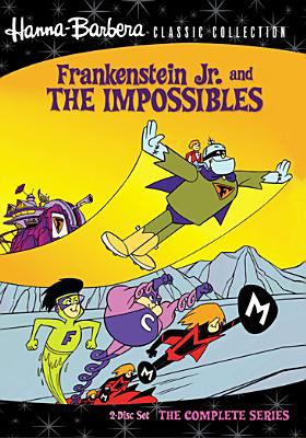 Frankenstein Jr. and the Impossibles. The complete series