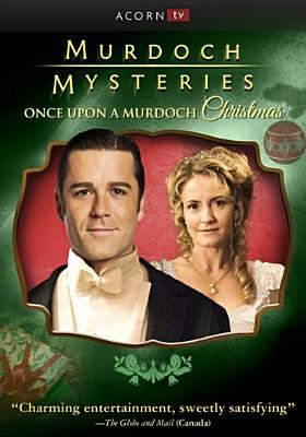 Murdoch mysteries. Once upon a Murdoch Christmas