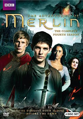 The adventures of Merlin. The complete fourth season
