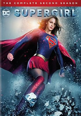 Supergirl. The complete second season
