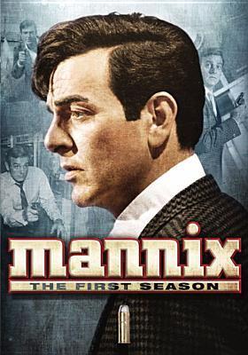 Mannix. The first season