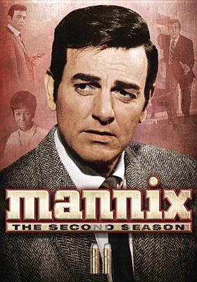 Mannix. The second season