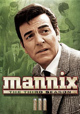 Mannix. The third season