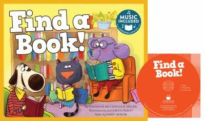 Find a book! (AUDIOBOOK)