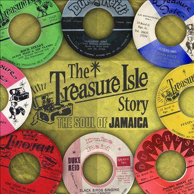 The Treasure Isle story : the soul of Jamaica