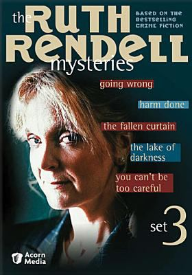 The Ruth Rendell mysteries. Set 3